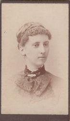 Addie Burnham of Essex Co., MA