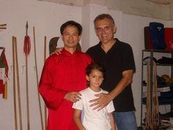 Victor, Ana, Fu NengBin