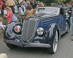 1930 Deusenberg J Graber Cabriolet