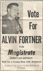 Alvin Fortner