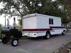 Our Truck & Smoker