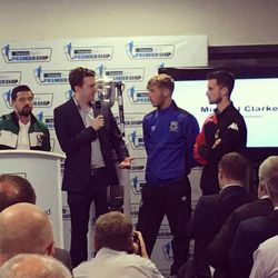 Hosting NIFL Season Launch