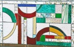 Geometric Panel 1