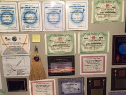 Wall of fame 2