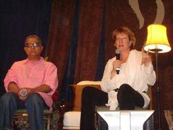 Deepak Chopra and Dr. Marilyn Schlitz