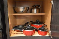 Kitchen Pots & Pans
