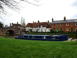 Hungerford mooring
