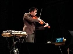 David Dean Mendoza @ NYCEMF 2015