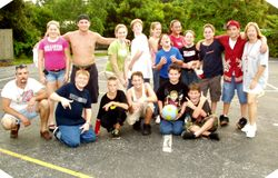 Youth Group 2003