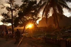 Vang Vieng, Laos 12