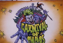 Detail of Carnival of Chaos