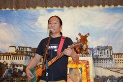 TO's best Tibetan Singer Penpa Tsering la