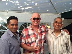 Sanjay Bagga, Tony St Clair & Kashmir Singh