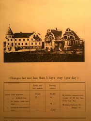 Grand Hotell Ahlbeck 1936