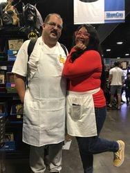 Bob and Linda Belcher