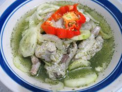 SOUSE - CHICKEN FOOT