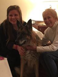 Marie, Greta and Nanny