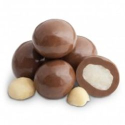 Chocolate covered Macad