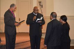 Official Appointment as Pastor