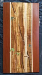 "Bamboo  19""x37"" Sold $ 3500"