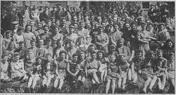 New Lanark Mills Workers c 1930