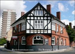 Bloxwich, Staffs. 2012.