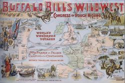 Poster of Rough Riders of the World