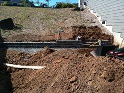 retaining wall in Hillsboro   Hillsboro OR retaining walls