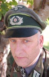 Panzergrenadier Regiment 2, Major: