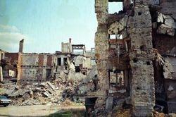 Santica Street, Mostar (2002)