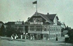 Hotell Corfitzon 1895