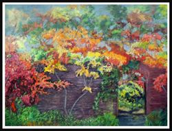 3rd Place, Pat Knowles (Filoli Fall)
