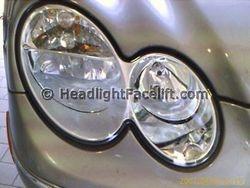 Mercedes Benz CLK - After