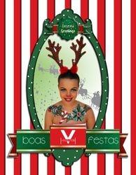 Postal de Natal Visualmais 2012