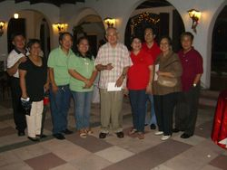 the organizers - MEA head & other officers n team couples party_1.2.10