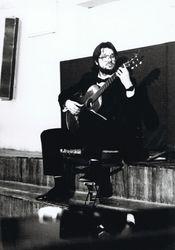 Academy of Music, Minsk, Belarus, 1990