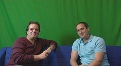 Interviewing John Pickard