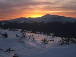 Mt. Hight Sunset