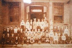 Ninety Six Grade School Class of 1917