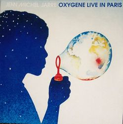 Oxygene Live in Paris