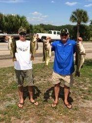 Hunter and Bob McKamey