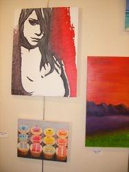 Student Art Show June 2010