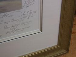 Multi signed print