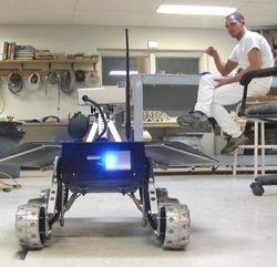 """""""Mars Rover"""" --- custom commercial version"""