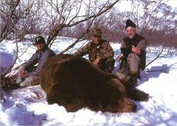 Carl Baker's Bear