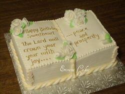 Bible Cake (SP180)