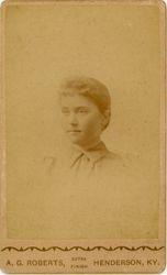 A. G. Roberts, photographer, Henderson, KY