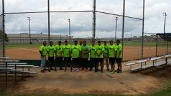 Bexar County ESD team