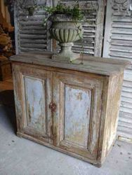 #12/269  19th.French Country Cabinet SOLD
