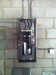 200 Amp Panel Conversion
